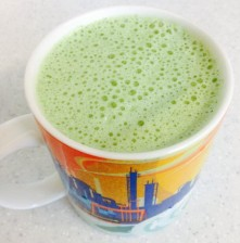 Banana-Pineapple Spinach Smoothie