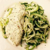 Weeknight Winner Wednesday: Basil-Ricotta-Parmesan Crusted Tilapia with Lemon