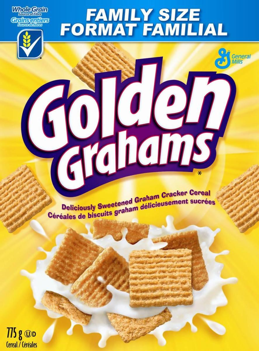 Genesis: The Origin of The Golden Graham Girl Blog