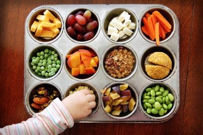 A dozen (and one!) healthy, portable snack ideas!