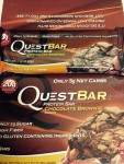 Quest Bar Chocolate Brownie