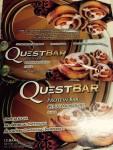 Quest Bar Cinnamon Roll