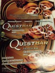 Quest Bar Cinnamon Roll