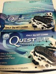 Quest Bar Cookies & Cream