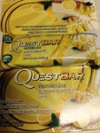 Quest Bar Lemon Cream Pie