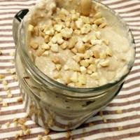 (High-Protein) Peanut Butter Mania Overnight Oatmeal