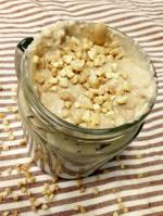 Peanut Butter Mania Overnight Oatmeal (High-Protein)