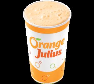 Orange Julius Original Photo source: dairyqueen.com