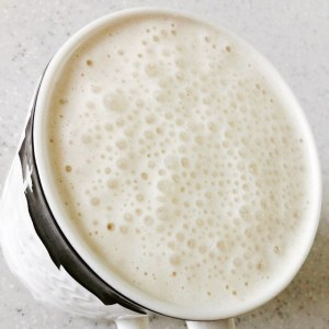 Coconut Oatmeal Cookie Protein Smoothie