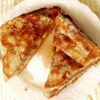 (High-Protein) Cinnamon-Vanilla French Toast (Gluten-free and/or Low-carb options)