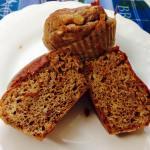 Flourless Almond Butter Muffins SWYPO